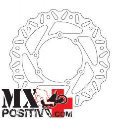 DISCO FRENO ANTERIORE NITRO HONDA CR 125 1995-2001 MOTOMASTER 110355  NITRO