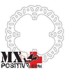 DISCO FRENO POSTERIORE NITRO HONDA CR 250 2002-2007 MOTOMASTER 110356  NITRO