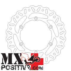REAR BRAKE DISC NITRO SUZUKI RM 125 2006-2010 MOTOMASTER 110376  NITRO