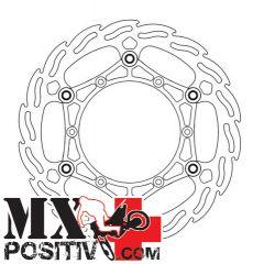 FRONT BRAKE DISC OVERSIZE KAWASAKI KLX 400 2003-2006 MOTOMASTER 111034 260 STEEL