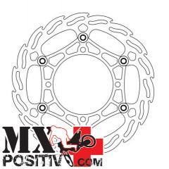 DISCO FRENO ANTERIORE MAGGIORATO KAWASAKI KX 450 F 2006-2016 MOTOMASTER 111037 260 STEEL