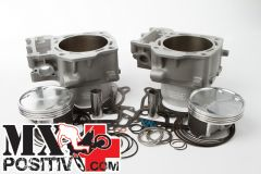 BIG BORE CYLINDER KIT KAWASAKI TERYX 750 2008-2013 CYLINDER WORKS 31007-K01 91 MM