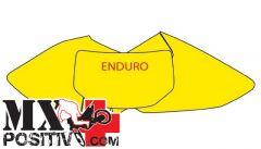 PRE CUT NUMBER PLATE HONDA CRF 250 X 2004-2016 BLACKBIRD 3123/N   NERO