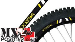 RIMS GRAPHIC KIT HONDA CR 125 R 2000-2001 BLACKBIRD 5068R/40   Rockstar