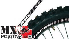 RIMS GRAPHIC KIT HONDA CR 250 R 1992-1996 BLACKBIRD 5081/20   nero