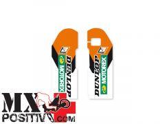 KIT ADESIVI PARASTELI KTM SX 250 2000-2007 BLACKBIRD 5521N