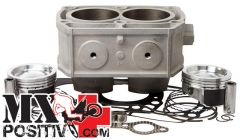 KIT CILINDRO POLARIS RANGER 800 2011-2016 CYLINDER WORKS 60002-K02HC 80 MM ALTA COMPRESSIONE