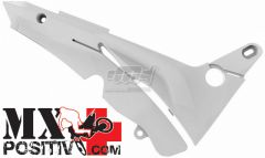 SIDE COVERS FILTER BOX RESTYLING HONDA CR 125 2002-2007 POLISPORT P8421700002 RESTYLING BIANCO