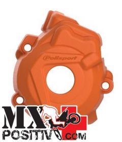 IGNITION COVER PROTECTION KTM 250 SX F 2013-2015 POLISPORT P8461500002   ARANCIONE