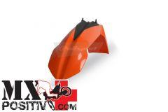 PARAFANGO ANTERIORE KTM 125 EXC 2008-2013 POLISPORT P8568700001  COLORE OEM ARANCIONE