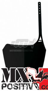 NUMBER PLATE RESTYLING HONDA CR 125 2002-2007 POLISPORT P8666300002 RESTYLING NERO