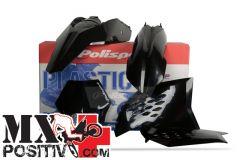 KIT PLASTICHE COMPLETO ENDURO KTM 400 EXC 2008-2011 POLISPORT P90184