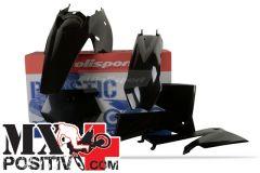 KIT PLASTICHE BASE ENDURO KTM 400 EXC 2005-2007 POLISPORT P90195