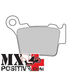 BRAKE PADS KTM EXC-F 250 2007-2014 DP BRAKES DP935 63,9 X 42 X 9 REAR