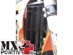 RADIATOR BRACES KTM 250 SX F 2011-2015 AXP RACING AX1134 NERO