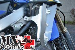 RADIATOR BRACES YAMAHA WR 250 F 2015-2019 AXP RACING AX1345 BLU