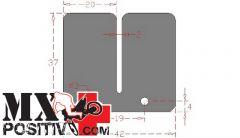 LAMELLE CARBONIO RACING KTM 65 SX 2000-2008 CARBONO RACING CRG642