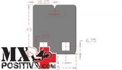 LAMELLE CARBONIO RACING V-FORCE 3 KAWASAKI KX 85 2001-2020 CARBONO RACING CRV994