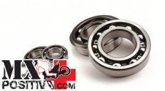 KIT CUSCINETTI ALBERO MOTORE KTM 450 EXC 2009-2016 BEARING WORX PX23.CBS64012