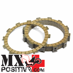 DISCHI FRIZIONE CONDUTTORI - SUGHERO KTM 125 SX 1998-2018 PROX PX61205.7 N° 7 DISCHI