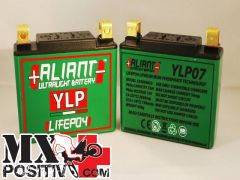 BATTERIA LITIO ULTRALIGHT SUZUKI DR-Z 400S 1999-2009 ALIANT FBATYLP07