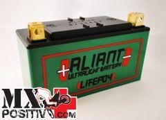 BATTERIA LITIO ULTRALIGHT HONDA TRX 400 EX 1999-2008 ALIANT FBATYLP09B