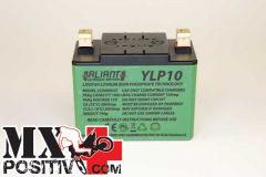 BATTERIA LITIO ULTRALIGHT BENELLI 250 4t - Quattro 1980-1982 ALIANT FBATYLP10
