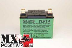 BATTERIA LITIO ULTRALIGHT DUCATI Hypermotard 796 2010-2012 ALIANT FBATYLP14
