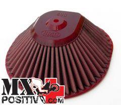 FILTRO ARIA  IN COTONE APRILIA RSV 1000 R 2004-2009 BMC FAF37301 - sostituisce cod. AP8104329
