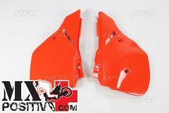 SIDE PANELS HONDA CR 125 1989-1990 UFO PLAST HO02611121 ARANCIO/ORANGE CR 90