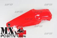 REAR FENDER HONDA CR 125 1991-1992 UFO PLAST HO02624070 ROSSO/RED 070