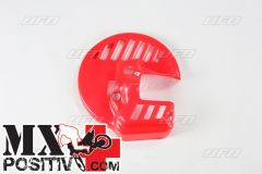 FRONT DISK PROTECTION HONDA CR 125 R 1990-1994 UFO PLAST HO02661067 ROSSO / RED