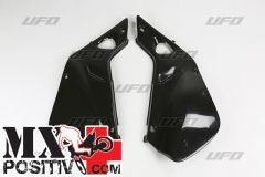 SIDE PANELS HONDA CR 250 1997-1999 UFO PLAST HO03602001 NERO/BLACK
