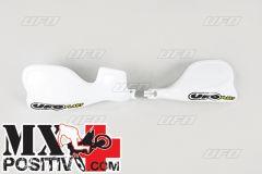 HANDGUARDS HONDA CR 125 R 1997-2003 UFO PLAST HO03605041 BIANCO / WHITE
