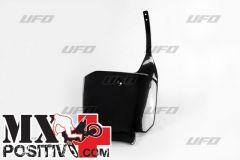 NUMBER PLATE HONDA CRF 150 2007-2021 UFO PLAST HO03624001 NERO / BLACK