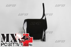 TABELLA PORTANUMERO HONDA CR 250 2004-2007 UFO PLAST HO03633001 NERO/BLACK