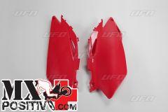 SIDE PANELS HONDA CRF 250R 2010-2010 UFO PLAST HO04638070 ROSSO/RED