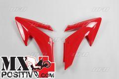 FIANCHETTI RADIATORE HONDA CRF 230 2008-2014 UFO PLAST HO04650070 ROSSO/RED