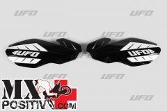 FLAME HANDGUARDS HONDA CRF 250 R 2012-2021 UFO PLAST HO04678001 NERO / BLACK