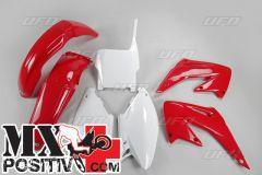 KIT PLASTICHE HONDA CR 125 2004-2004 UFO PLAST HOKIT102999 OEM ORIGINALE