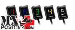GEAR INDICATOR DISPLAY CAGIVA WMX 125 1987-1991 HEALTECH HT-GPXT-WHITE BIANCO