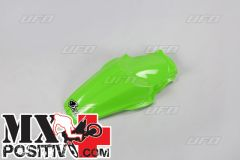 REAR FENDER KAWASAKI KX 80 1991-1997 UFO PLAST KA03715026 VERDE / GREEN