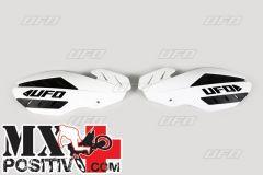 PARAMANI FLAME KAWASAKI KX 250 F 2013-2020 UFO PLAST KA04745041 BIANCO / WHITE