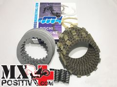 KIT COMPLETO DISCHI FRIZIONE KAWASAKI KX 250 1992-2008 MOTOCROSS MARKETING DFK4046