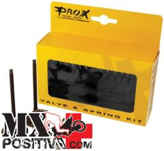 KIT MODIFICA VALVOLE ACCIAIO KTM 250 EXC F 2007-2007 PROX PX28.SES6327.1 SCARICO