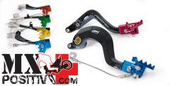 BRAKE PEDAL FORGED HONDA CRF 250 R 2010-2019 MOTOCROSS MARKETING PDS902R ROSSO