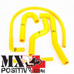 KIT TUBI SILICONE  POLARIS Outlaw 450 MXR 2008-2009 SFS MBC134Y versione senza termostato: MBC133 euro 70,00+Iva GIALLI / YELLOW
