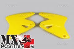RADIATOR SCOOPS SUZUKI DRZ 400E 2000-2021 UFO PLAST SU03978101 GIALLO/YELLOW 101