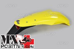 REAR FENDER SUZUKI DRZ 400E 2000-2021 UFO PLAST SU03984102 enduro GIALLO/YELLOW 102