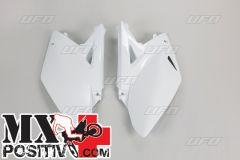 SIDE PANELS SUZUKI RMZ 250 2010-2018 UFO PLAST SU04929041 BIANCO/WHITE